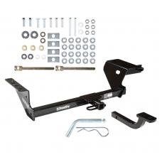 Trailer Tow Hitch For 95-06 Chrysler Cirrus Sebring Dodge Stratus w/ Draw Bar Kit