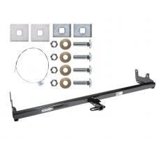 "Trailer Tow Hitch For 04-07 Ford Freestar Mercury Monterey 1-1/4"" Receiver"