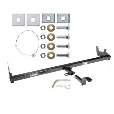 Trailer Tow Hitch For 04-07 Ford Freestar Mercury Monterey w/ Draw Bar Kit