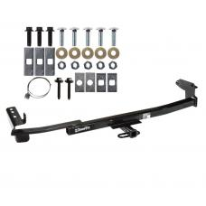 """Trailer Tow Hitch For 05-07 Ford 500 Freestyle 08-09 Taurus Sable 1-1/4"""" Receiver"""