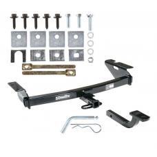 Trailer Tow Hitch For 05-09 Chevy Uplander 99-09 Pontiac Montana w/ Draw Bar Kit