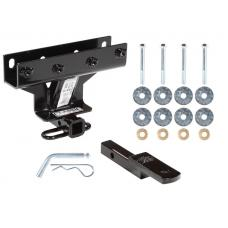 Trailer Tow Hitch For 05-10 Jeep Commander XK Grand Cherokee WK w/ Draw Bar Kit