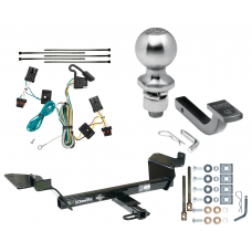 """Trailer Tow Hitch For 05-09 Buick LaCrosse Except Super Complete Package w/ Wiring Draw Bar Kit and 2"""" Ball"""