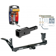 """Trailer Tow Hitch For 04-07 Chevy Maxx LS LT w/ 2"""" Adapter and Pin/Clip"""