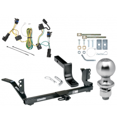 "Trailer Tow Hitch For 04-07 Chevy Maxx LS LT Complete Package w/ Wiring Draw Bar Kit and 2"" Ball"