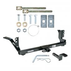 Trailer Tow Hitch For 04-07 Chevy Malibu Maxx LS LT Receiver w/ Draw Bar Kit