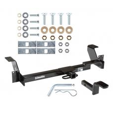 Trailer Tow Hitch For 02-07 Buick Rendezvous 01-05 Pontiac Aztek w/ Draw Bar Kit