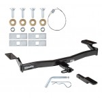 "Trailer Tow Hitch For 07-10 Ford Edge Lincoln MKX 1-1/4"" Receiver w/ Draw Bar Kit"