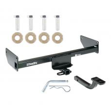 "Trailer Tow Hitch For 08-09 Saturn Vue All Styles 1-1/4"" Receiver w/ Draw Bar Kit"