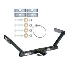 "Trailer Tow Hitch For 07-16 Volvo S80 Sedan 1-1/4"" Towing Receiver Class 2"