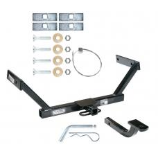 "Trailer Tow Hitch For 07-16 Volvo S80 Sedan 1-1/4"" Receiver w/ Draw Bar Kit"