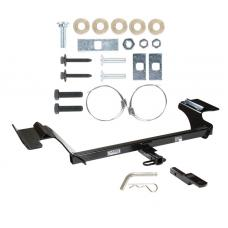 "Trailer Tow Hitch For 09-16 Lincoln MKS All Styles 1-1/4"" Receiver w/ Draw Bar Kit"