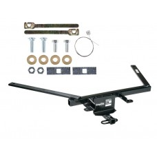 "Trailer Tow Hitch For 10-18 Ford Taurus Sedan 1-1/4"" Towing Receiver Class 2"