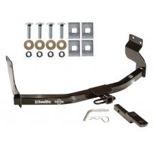 Trailer Tow Hitch For 05-12 Ford Escape Mazda Tribute Mercury Mariner Receiver w/ Draw-Bar Kit