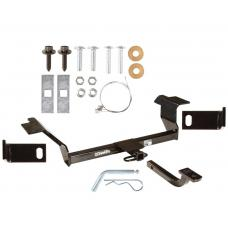 "Trailer Tow Hitch For 08-11 Buick Lucerne 1-1/4"" Receiver Class 2 w/ Draw Bar Kit"