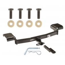 Trailer Tow Hitch For 10-15 Hyundai Tucson 11-16 KIA Sportage w/ Draw Bar Kit