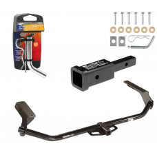 "Trailer Tow Hitch For 09-16 Toyota Venza Class 2 w/ 2"" Adapter and Pin/Clip"
