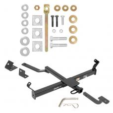 Trailer Tow Hitch For 10-13 Buick LaCrosse Regal 2013 Chevy Malibu w/ Draw Bar Kit