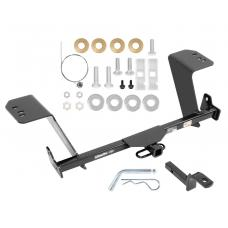 Trailer Tow Hitch For 13-18 Lexus ES350 Except Hybrid Receiver w/ Draw Bar Kit