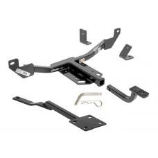 Trailer Tow Hitch For 13-18 Cadillac XTS 14-18 Chevy Impala 13-16 Malibu w/ Draw Bar Kit