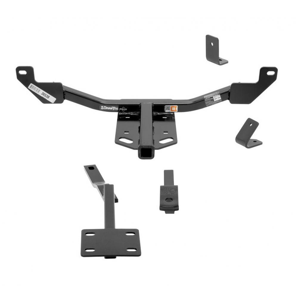 trailer tow hitch for 13 19 cadillac xts 14 20 chevy. Black Bedroom Furniture Sets. Home Design Ideas