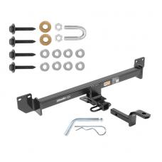 "Trailer Tow Hitch For 14-18 Acura RLX All Styles 1-1/4"" Receiver w/ Draw Bar Kit"