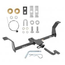Trailer Tow Hitch For 12-17 Hyundai Azera 2014 KIA Cadenza Receiver w/ Draw Bar Kit