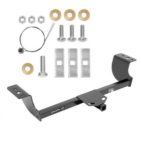 """Trailer Tow Hitch For 05-20 Chrysler 300 08-20 Dodge Challenger 06-20 Charger 05-08 Magnum 1-1/4"""" Receiver"""