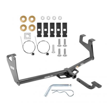 """Trailer Tow Hitch For 13-20 Chevy Trax Buick Encore 1-1/4"""" Receiver w/ Draw Bar Kit"""
