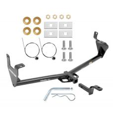 Trailer Tow Hitch For 15-20 Jeep Renegade All Styles Receiver w/ Draw Bar Kit