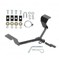"""Trailer Tow Hitch For 17-18 Honda CR-V All Styles 1-1/4"""" Receiver w/ Draw Bar Kit"""