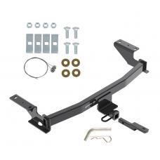 "Trailer Tow Hitch For 13-19 Mazda CX-5 All Styles 1-1/4"" Receiver w/ Draw Bar Kit"