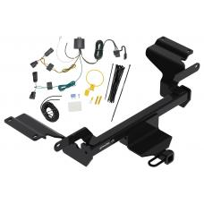 Trailer Hitch w/ Wiring Kit For 18-20 Buick Regal TourX All Styles Receiver