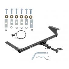 "Trailer Tow Hitch For 17-19 Chrysler Pacifica 1-1/4"" Receiver w/ Draw Bar Kit"