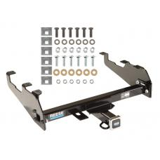 Reese Trailer Tow Hitch For 67-02 Dodge 63-91 GM Chevy C/K 74-88 Ramcharger 63-97 Ford w/ Deep Drop Bumper