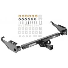 "Trailer Tow Hitch MultiFit 2"" Receiver 6K Class IV For Chevy GMC C/K Ford F Series Dodge Ram"
