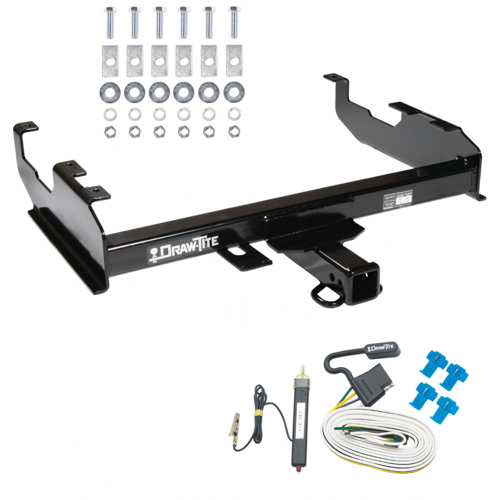 [SCHEMATICS_4HG]  Trailer Tow Hitch For 63-78 Chevy GMC C/K Ford F-100 F-250 F-350 99-00 Ford  69-75 International w/ Wiring Harness Kit | 78 Ford F 250 Wiring Harness |  | TrailerJacks.com