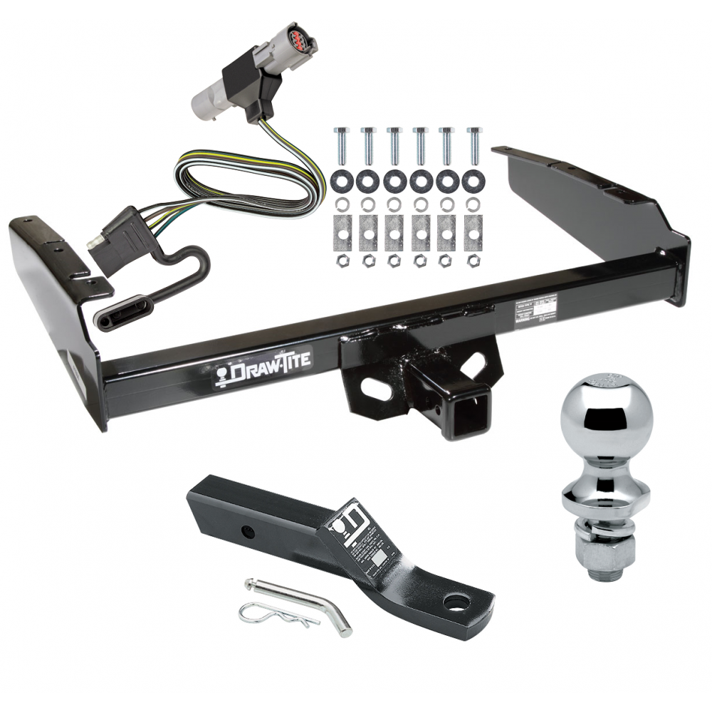 trailer tow hitch for 87-96 ford f-150 f-250 f-250 97 f-250
