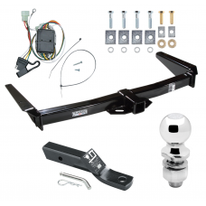 "Trailer Tow Hitch For 96-97 Toyota Land Cruiser Lexus LX450 Complete Package w/ Wiring and 2"" Ball"