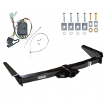 Trailer Tow Hitch For 96-97 Toyota Land Cruiser Lexus LX450 w/ Wiring Harness Kit