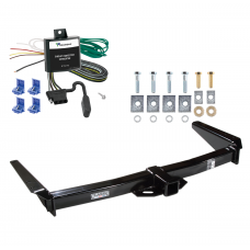 Trailer Tow Hitch For 91-95 Toyota Land Cruiser w/ Wiring Harness Kit