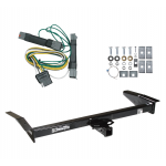 Trailer Tow Hitch For 92-97 Ford Crown Victoria Mercury Grand Marquis w/ Wiring Harness Kit