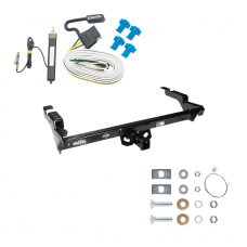 Trailer Tow Hitch For 78-86 Chevy GMC G10 G20 G30 G1500 G2500 G3500 96 Classic Sport Vandura Rally w/ Wiring Harness Kit