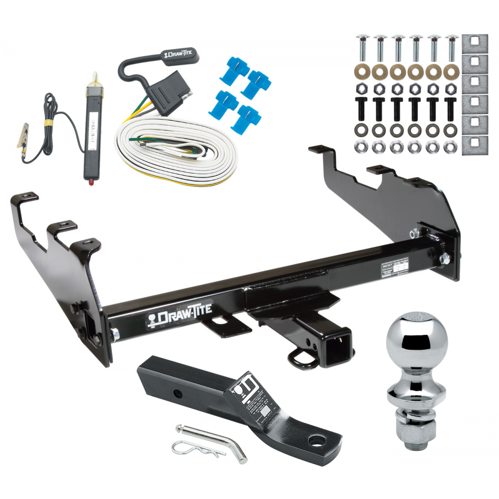 trailer tow hitch for 63 k 68 w