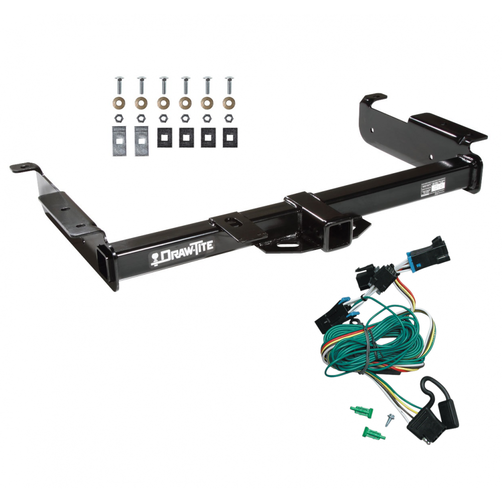 trailer tow hitch for 96