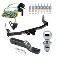 """Trailer Tow Hitch For 97-02 Ford Expedition Lincoln Navigator Complete Package w/ Wiring and 1-7/8"""" Ball"""