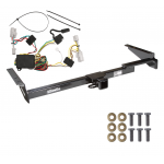 Trailer Tow Hitch For 01-03 Toyota Highlander w/ Wiring Harness Kit