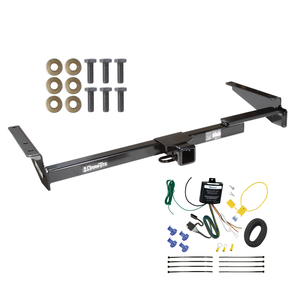 trailer tow hitch for 99 03 lexus rx300 w wiring harness kit Trailer Hitch Electrical Wiring