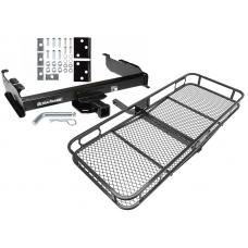 Trailer Tow Hitch For 67-93 Dodge D/W 100 150 200 250 300 350 Basket Cargo Carrier Platform w/ Hitch Pin