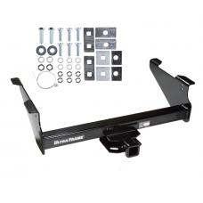 """Trailer Tow Hitch For 03-19 Dodge Ram 2500 3500 03-08 Ram 1500 2"""" Receiver"""